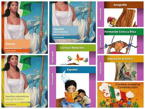 libro de cuarto grado de primaria historia 2015 libros de texto 2014 2015 pdf cuarto grado completo