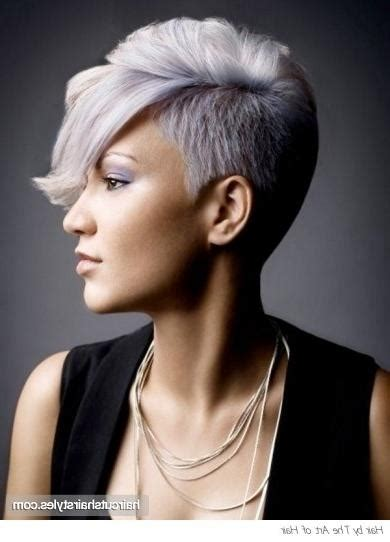 Hairstyles With One Side by 2018 Popular Haircuts With One Side