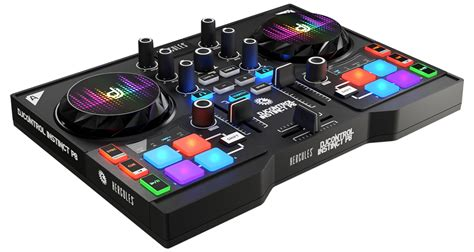 console hercules instinct hercules djcontrol instinct p8 launched digital dj tips