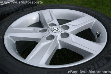 Toyota Camry Wheels 12 Toyota Camry Oem 17 Quot Wheels Tires Tacoma 2wd Rav4