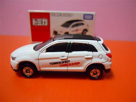 tomica mitsubishi rvr dexters diecasts dexdc tomica shop 23 mitsubishi rvr