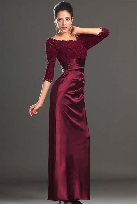 vestidos tres cuartos vestidos de mangas tres cuartos vestidos lindos de moda