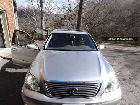 lexus sedan 2005 2005 lexus ls430 base sedan 4 door 4 3l