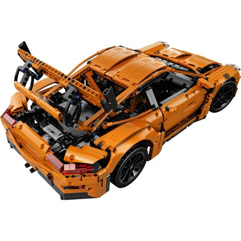 lego porsche 911 gt3 rs lego technic porsche 911 gt3 rs 42056 big w