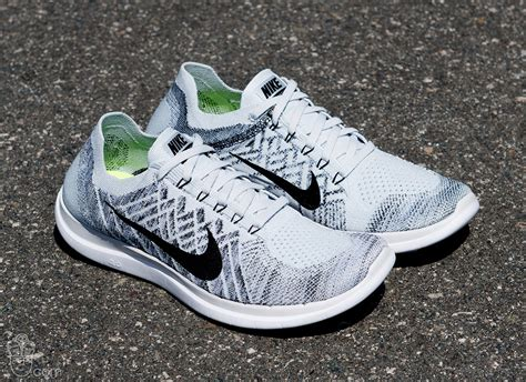 nike knit 4 0 nike free 4 0 flyknit quot platinum quot sneakerhead