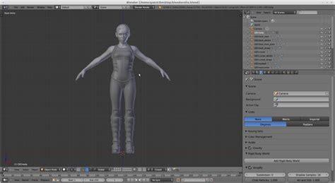 tutorial blender api learn character modeling blender cloud