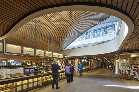 food court exterior design mlc centre food court luchetti krelle archdaily