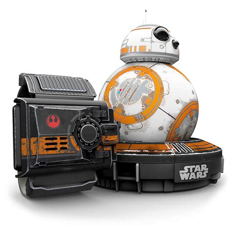 Sphero Special Edition Battle Worn Bb 8 With Band sphero 174 bb 8 special edition battle worn with band