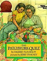 The Patchwork Quilt By Valerie Flournoy - storybooks