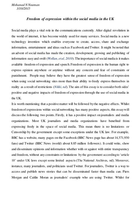 Essay On Impact Of Social Media On Todays Youth by Negative Effects Of Social Media Essay Docoments Ojazlink