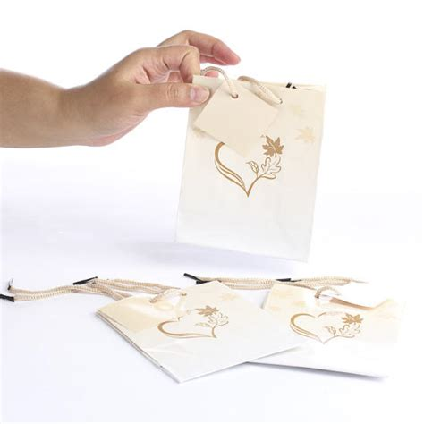 small fall wedding gift bags on sale wedding supplies special occasions