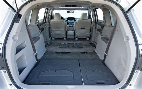Honda Odyssey Interior Dimensions by 2012 Honda Odyssey Reviews And Rating Motor Trend