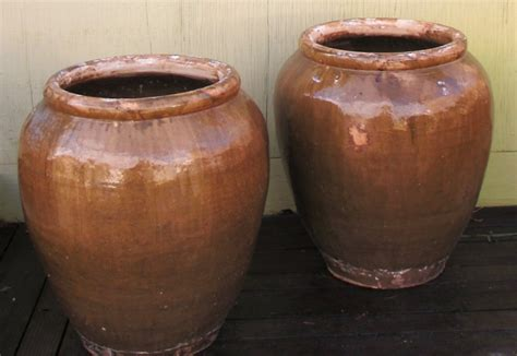 glazed ceramic pots planters astounding large clay flower pots large outdoor