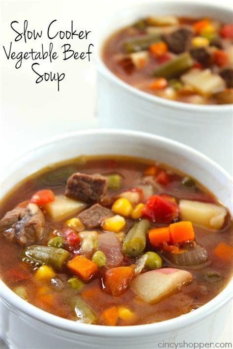 vegetables in crock pot crockpot vegetable beef stew