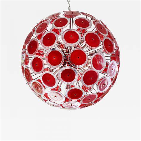 vistosi chandelier gino vistosi vistosi murano sputnik chandelier