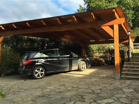 carport box auto legno lamellare prezzi carport genova la spezia realizzazione box auto in legno