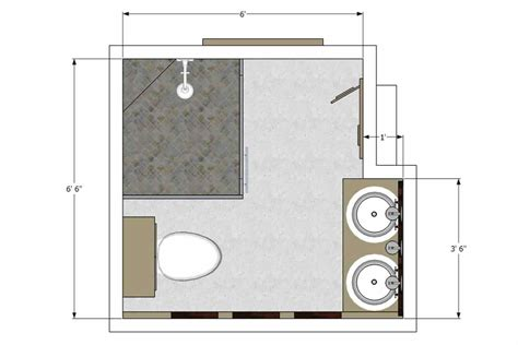 bath floor plans dimensions small layouts beautiful rooms