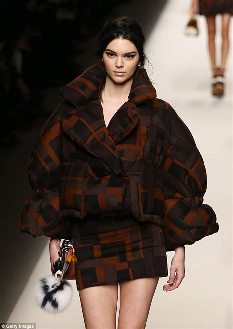 Models Are Taking The Runways by Noomi Rapace Suffers A Couture Calamity In Fur Creation At