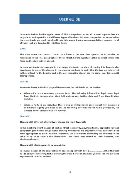 international sales agreement template international sale contract template free