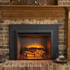 greatco electric fireplace insert 36 quot woodlanddirect