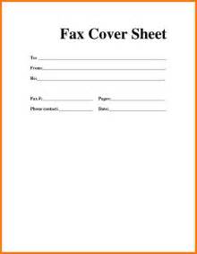 6  how to make a fax cover sheet   Itinerary Template Sample