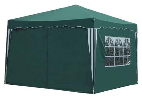 faltbarer pavillon mit seitenteilen faltbarer pavillon wasserdicht cool weier pavillon with