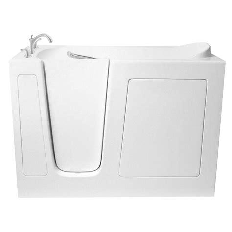 ariel  ft walk  whirlpool  air bath tub  white ezwt  dual   home depot