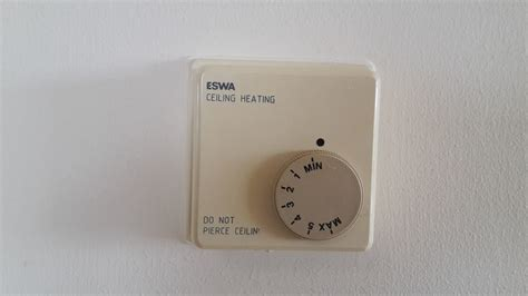 radiant ceiling heat thermostat radiant ceiling heat thermostat winda 7 furniture