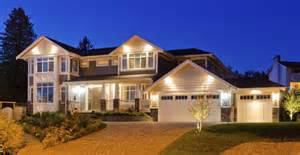 Exterior Home Lighting Design Outdoor Home Lighting Graf Electric Wichita Ks