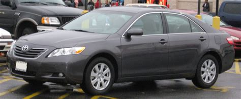 What Type Of Does A 2007 Toyota Camry Use File 2007 Toyota Camry Xle Jpg