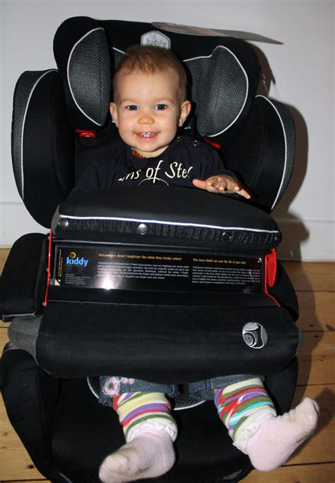 The Kiddy Comfort Pro Car Seat It Saves Lives No