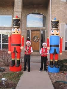 9 nutcrackers pvc built the planetchristmas forums