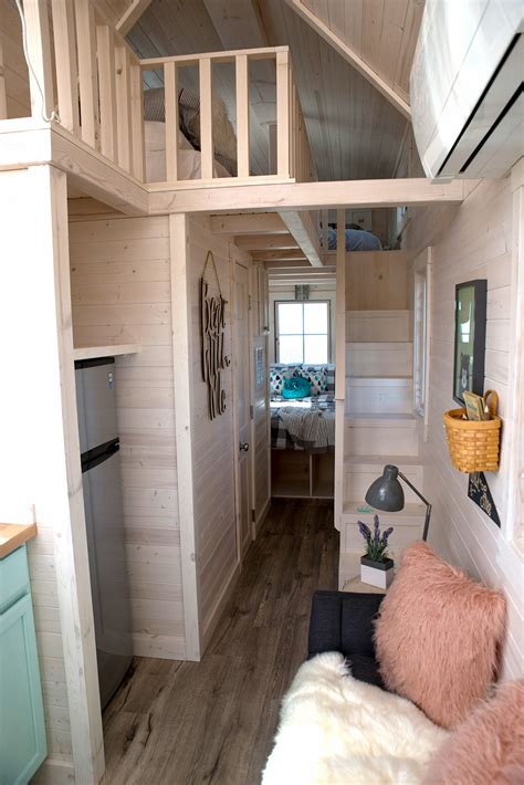 tumbleweed homes interior colorful jellystone park tumbleweed tiny house rvs available for rent