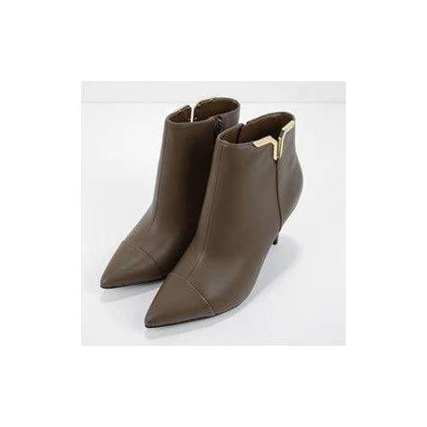 Charles Keith Boxyboxie Brown buy charles keith brown boots looksgud in