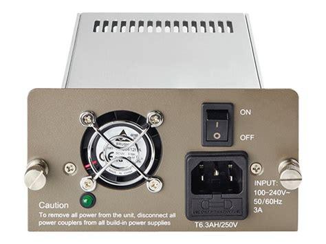 Tp Link Mc1400 1 tp link alimentation branchement 224 chaud redondante
