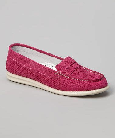 eric michael loafers eric michael by laurevan pink snake leather loafer