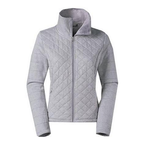 Crope Jaket Light Grey the caroluna crop jacket s