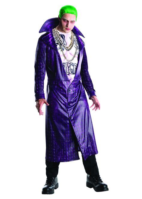 Pilgrim Decorations Squad Joker Costume Movie Costumes