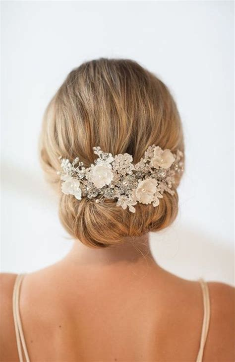 Wedding Hair Soft Buns by 1000 Ideas About Wedding Low Buns On Soft