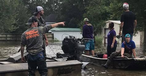 cajun navy the cajun navy who are they what are they doing in
