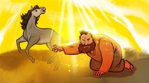 Who Was Blinded On The Road To Damascus Acts 9 Paul S Conversion Kids Bible Stories Kids Bible
