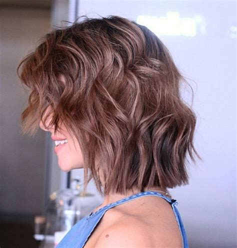allure too five hairdos 70 21 textured choppy bob hairstyles short shoulder length