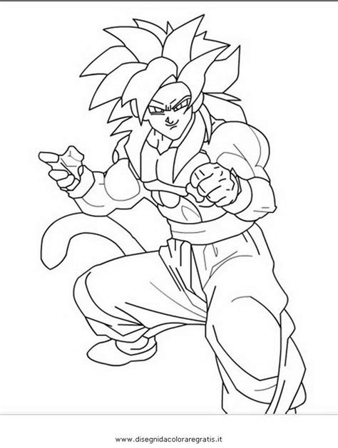 Dragon Ball Gt Coloring Pages Coloring Home Gt Coloring