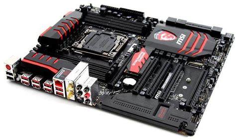 Harga Motherboard Gaming by Msi X99s Gaming 9 Ack Intel Lga 2011 3 E Atx Motherboard