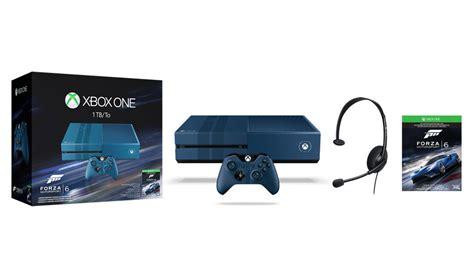 Andbun Xbod E 1 0 by Consola Xbox One 1tb Forza 6 Bundle Consolas