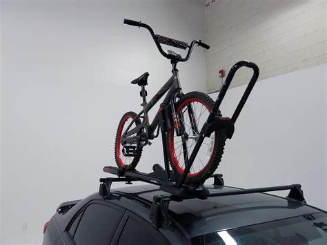 Rav4 Roof Bike Rack 2016 toyota rav4 yakima highroller roof bike rack wheel