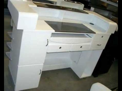 Salon Reception Desks For Sale Youtube Used Salon Reception Desk For Sale