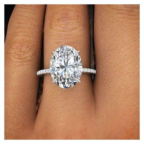best 25 oval rings ideas that you will like on
