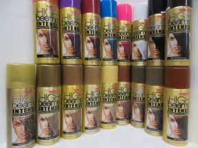 temporary hair color spray temporary spray hair color brown hairs