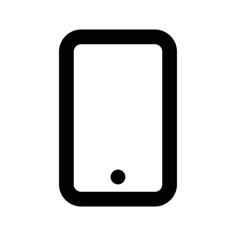 iPhone Icon - Free PNG and SVG Download